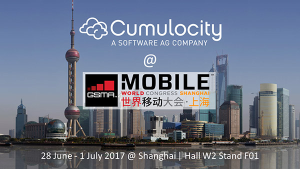 Cumulocity @ Mobile World Congress Shanghai 2017