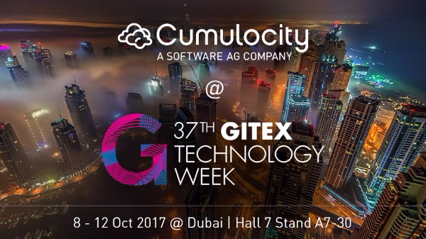 Cumulocity @ GITEX Technology Week, Dubai